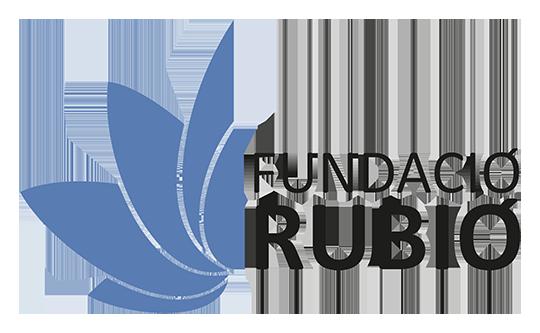 Logo Fundació Rubió