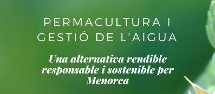 28.04.2018 JORNADA PERMACULTURA I GESTIÓ DE L'AIGUA