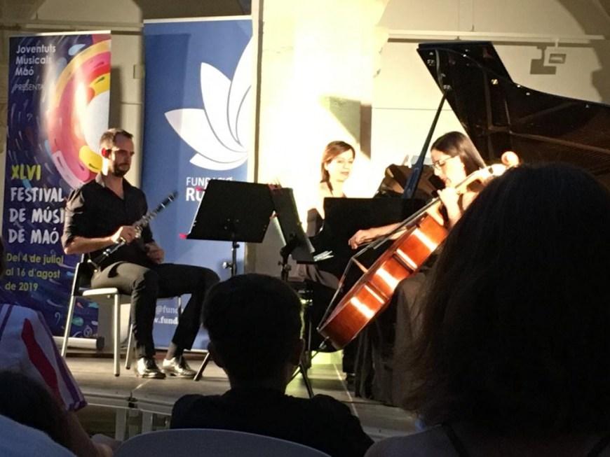 XLVI FESTIVAL DE MUSICA DE MAÓ