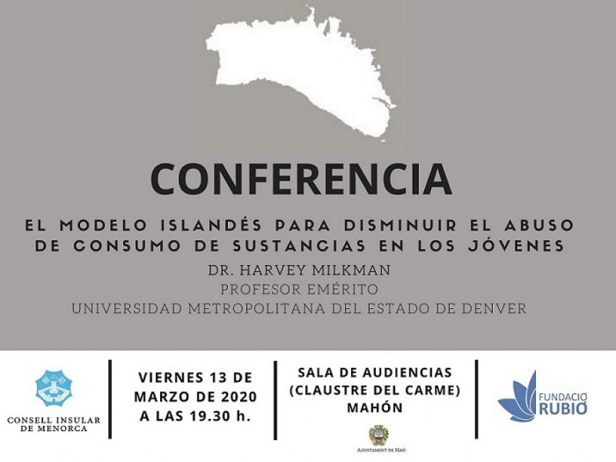 13.03.2020 CONFERENCIA DR. HARVEY MILKMAN